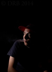 rimlighting portraiture by drb