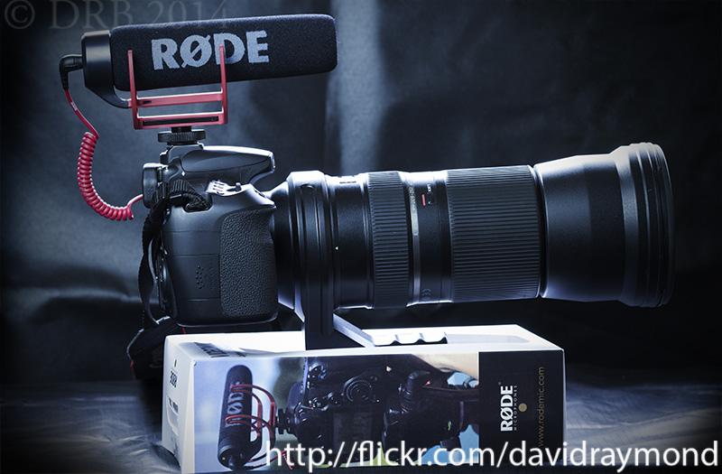 Wildlife Filming Equipment