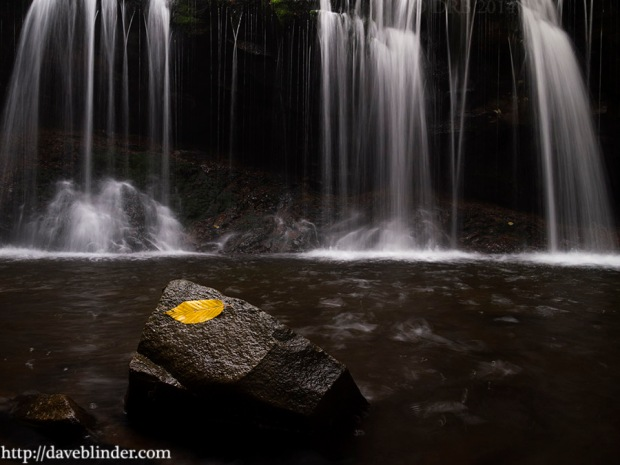 Fine Art Waterfall Photograph