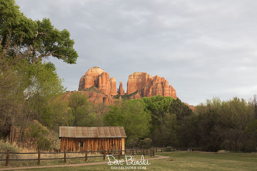 red rock country sedona