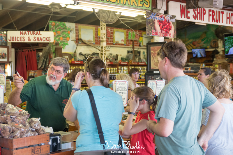 Robert is Here fruit stand Florida City Everglades