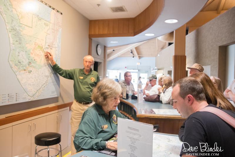 Ernest F Coe Visitor Center at Everglades National Park