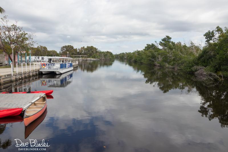Flamingo Marina Everglades National Park kayak